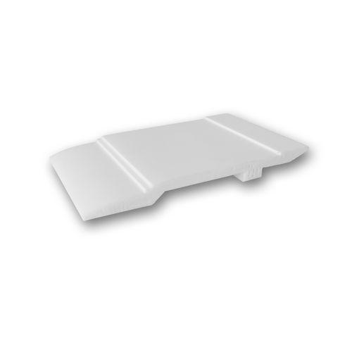 MUSTER Deckenleiste Musterstück SX104 – Bild 1
