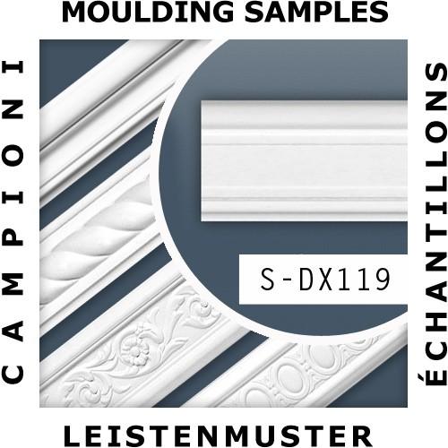 MUSTER Wandleiste Musterstück DX119-2300 – Bild 2