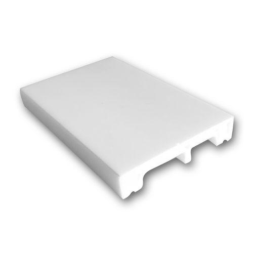 1 PIEZA DE MUESTRA S-DX182-2300 Orac Decor AXXENT | MUESTRA Marco de puerta Perfil multifuncional Longitud aprox 10 cm – Imagen 1
