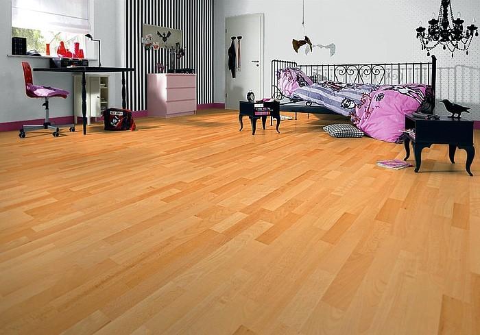 meister 462 klick laminat laminatboden eiche holz. Black Bedroom Furniture Sets. Home Design Ideas
