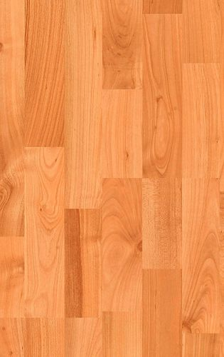 MEISTER 457 Klick Laminat Laminatboden Kirsche Holz-Nachbildung 3-Stab Schiffsboden | 3,06 qm / 12 Dielen – Bild 2