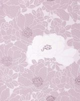 Wallpaper wall wallcovering flower floral vinyl EDEM 025-24 lavender pastel purple light lilac  001