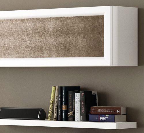 Panel decorativo autoadhesivo diseño piel iguana WallFace 15006 LEGUAN Con costura decorativa color beis plata 2,60 m2  – Imagen 3