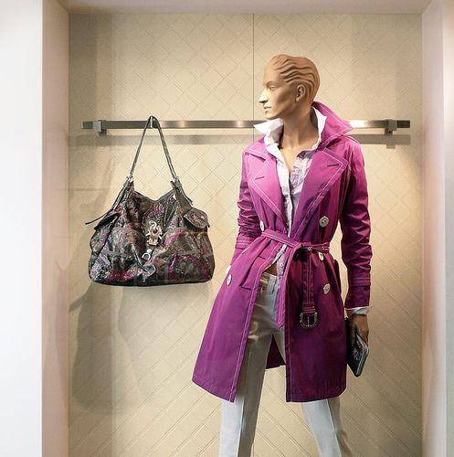 Wandpaneel Karo Leder 3D Luxus WallFace 15042 ROMBO Blickfang Dekor selbstklebende Tapete Wandverkleidung weiß | 2,60 qm – Bild 3
