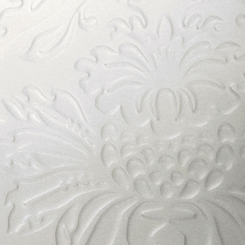 1 CAMPIONE S-14796-SA WallFace IMPERIAL WHITE Leather Collection | CAMPIONE di rivestimento murale in circa DIN A4 – Bild 3
