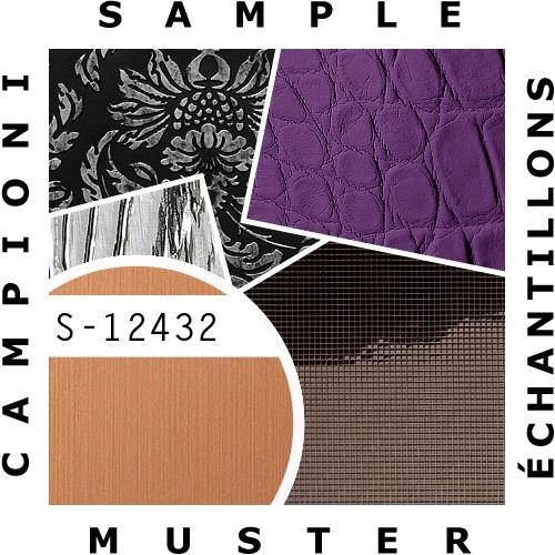 1 MUSTERSTÜCK S-12432 WallFace COPPER BRUSHED Deco Collection | Wandverkleidung MUSTER in ca. DIN A4 Größe – Bild 2