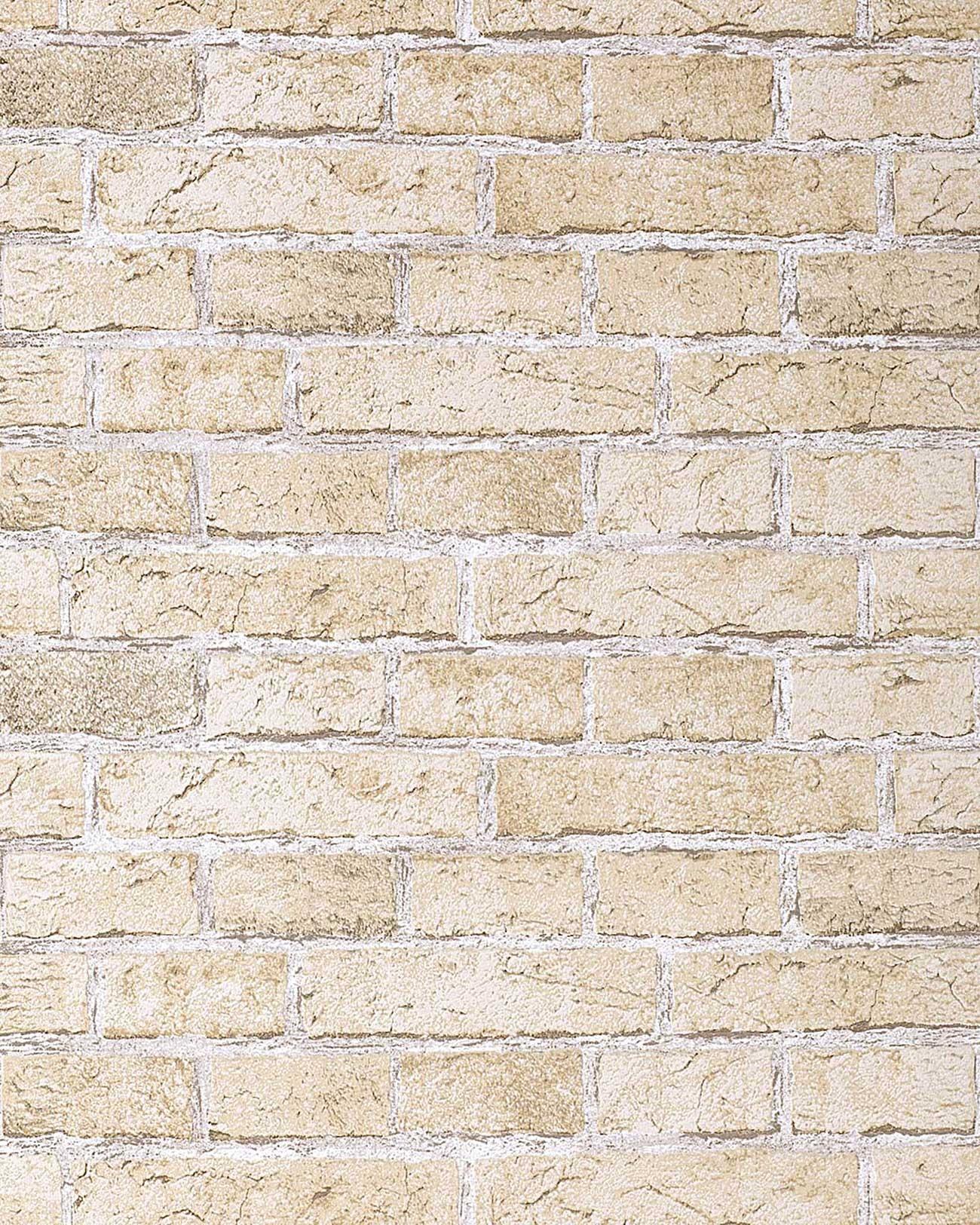 Decorative vintage wall wallpaper wallcovering rustic brick edem decorative vintage wall wallpaper wallcovering rustic brick edem 583 20 mural stone brix look vinyl sand beige amipublicfo Images
