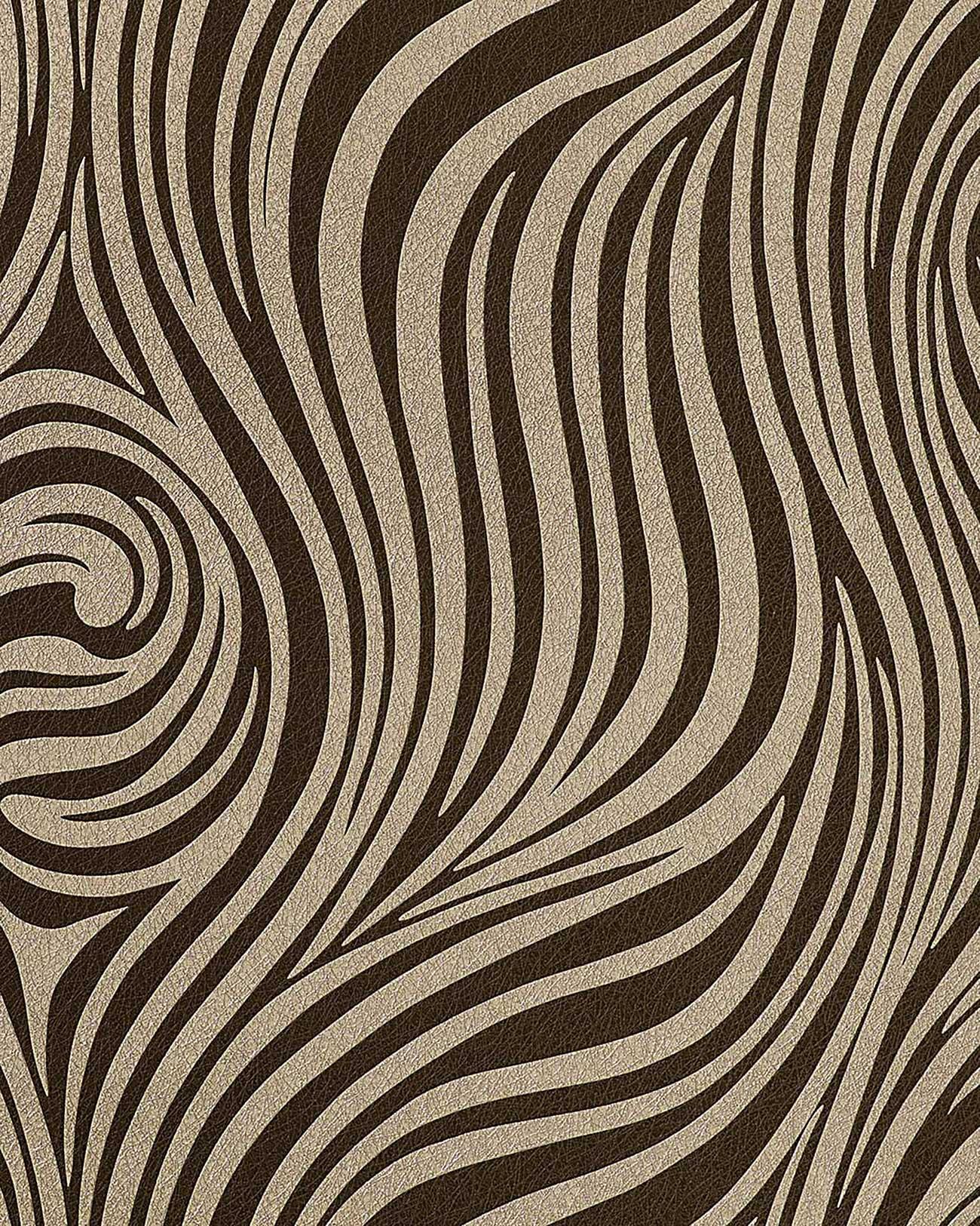 Papel pintado con patr n a rayas edem 1016 13 de cebra en for Papel pintado cebra