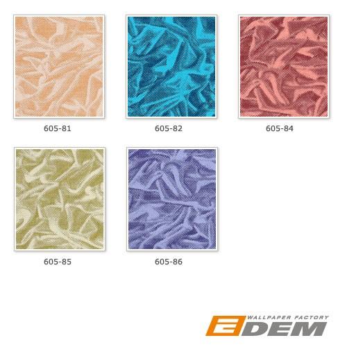 Grafik Tapete Vliestapete EDEM 605-85 XXL Designer Pop Art Raster kreatives Hologramm-Muster olivgrün hellgrün khaki creme | 10,65 qm – Bild 2