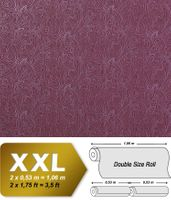 Paisley pattern wallpaper wall EDEM 698-94 Wallcovering non-woven quality textured violet lilac
