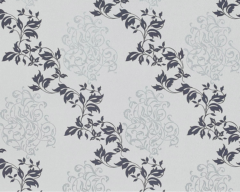 Edem 946 27 Papier Peint Intisse Style Neo Baroque Guirlande
