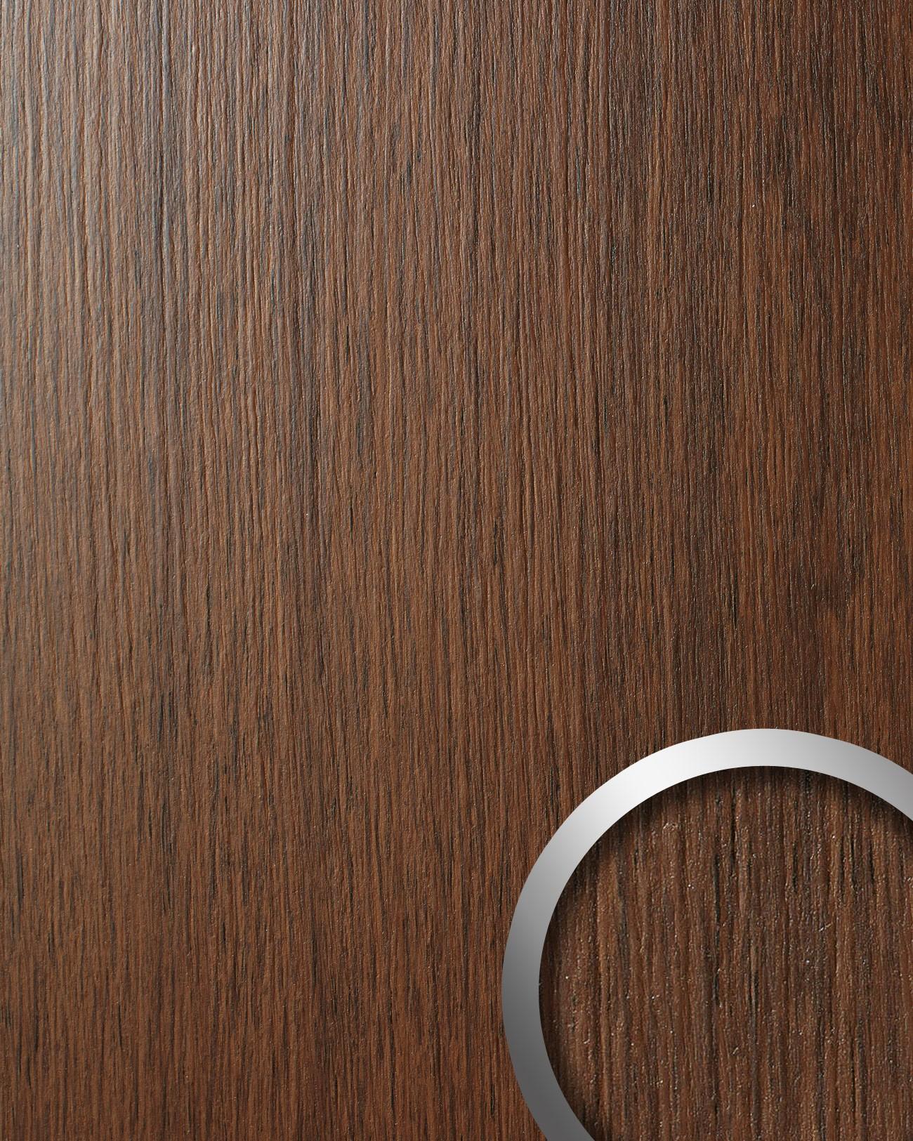 Pannello per interni effetto legno wallface 12444 wood tobacco ...