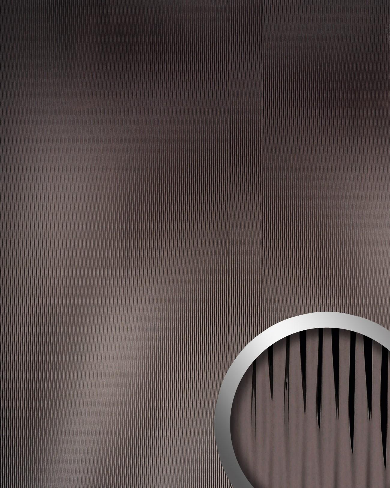 Wandbekleding panelen voor badkamer wallface 16480 motion one ...