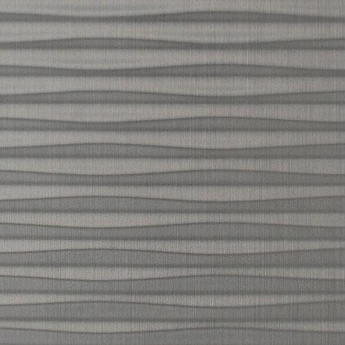 Wandbekleding panelen voor badkamer wallface 15681 motion two keuken kantoor hal 3d strepen - Wandbekleding keuken roestvrij staal ...