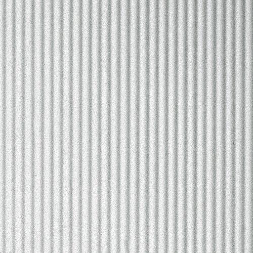 1 MUSTERSTÜCK S-11322 WallFace WAVE 1 SILVER MET Structure Collection | Dekorpaneel MUSTER in ca. DIN A4 Größe – Bild 3