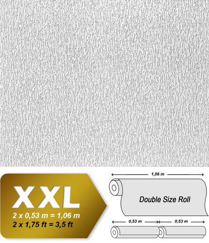 Overschilderbaar behang EDEM 362-70 Vliesbehang structuurbehang reliëfbehang XXL-behang wit | 26,50 m2 – Bild 2