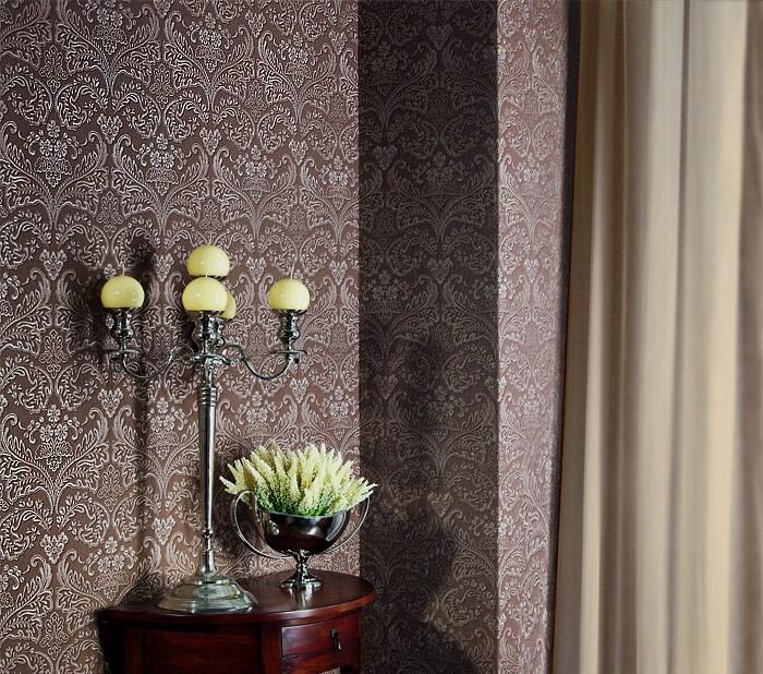 Papier peint relief gaufr chaud edem 755 25 style for Tapete orientalisch