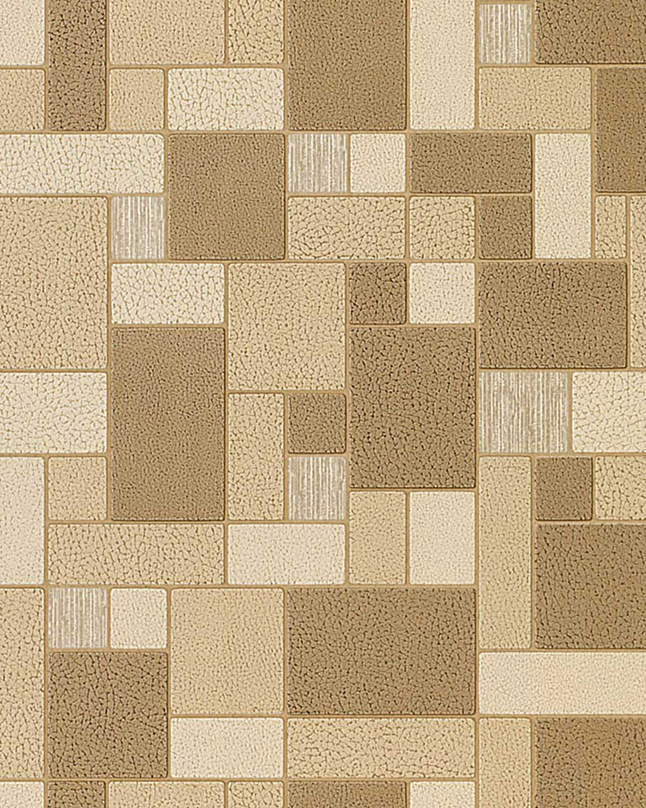 Wallpaper Wall Covering Vinyl EDEM 585 21 Modern Mosaic