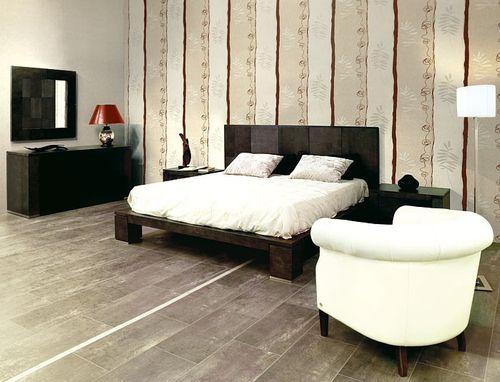 XXL Papier peint intissé motif floral rayé EDEM 685-91 crème beige brun | 10,65 m2 – Bild 2