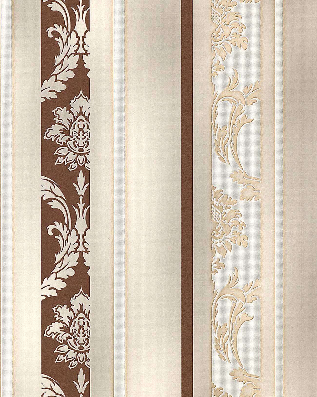 Papier peint n o baroque edem 053 23 design ornement ray - Sous couche papier peint ...