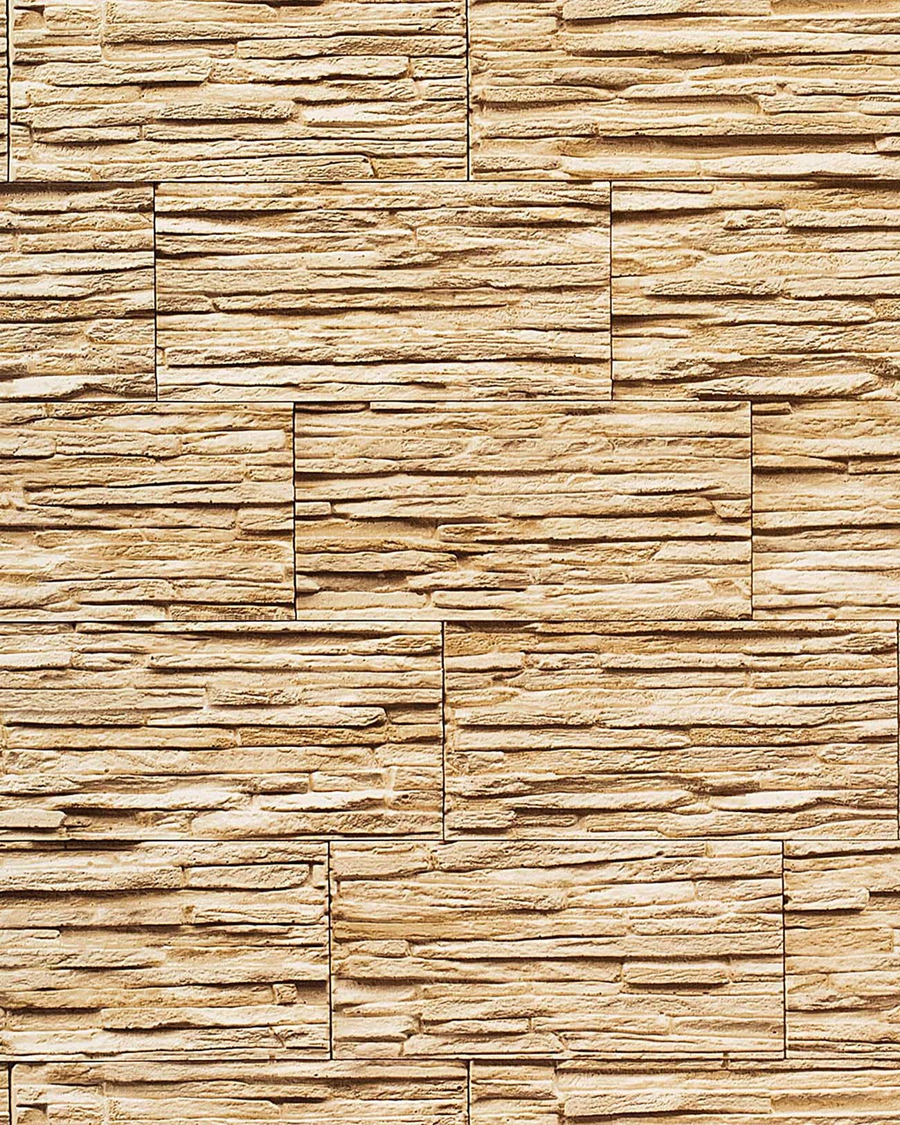 Stone natural textured wallcovering wallpaper wall vinyl for Stone wall art
