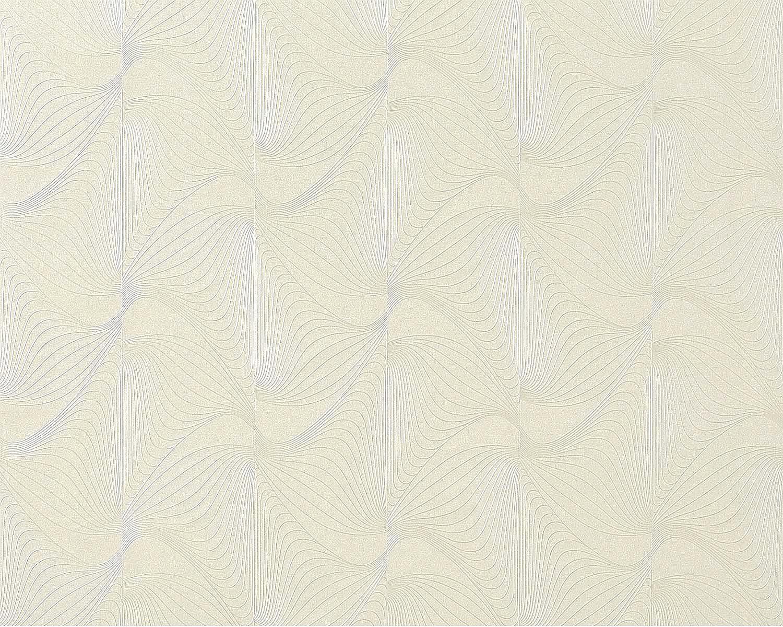 EDEM 959-20 Vliestapete XXL abstrakte 3D Grafik Retro Style perl ...