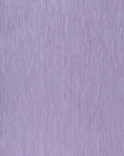 Glossy effects wall covering style fine stripes EDEM 1020-14 Wallpaper metallic look violet lilac silver  – Bild 1