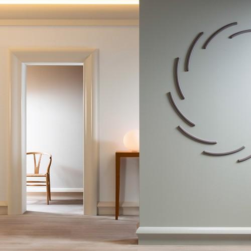 zierleiste orac decor c372 fluxus ulf moritz luxxus eckleiste f r indirekte beleuchtung. Black Bedroom Furniture Sets. Home Design Ideas