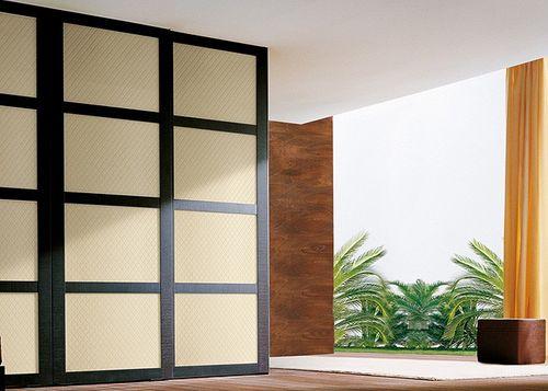 Wandpaneel leer design ruiten motief muurpaneel WallFace 13863 ROMBO wandbekleding zelfklevend behang creme 2,60 m2 – Bild 2
