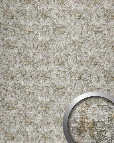 Pannello murale Design pelle Vintage Look WallFace 17269 VINTAGE rivestimento autoadesivo argento grigio 2,60 mq – Bild 1