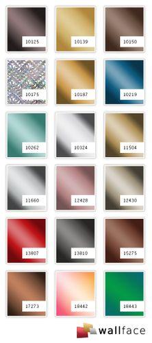 Wandpaneel Spiegel Design Glanz-Optik WallFace 12428 DECO ROSE Wandverkleidung abriebfest selbstklebend rosa 2,60 qm – Bild 2