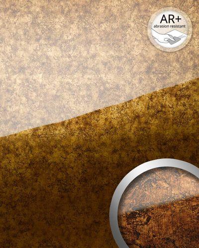 Wandverkleidung abriebfest selbstklebend WallFace 17200 VINTAGE Wandpaneel Glas-Optik Luxus Dekor kupfer braun | 2,60 qm – Bild 2