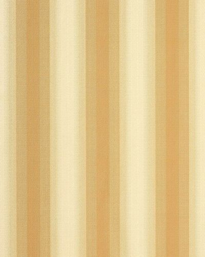 Block stripes er stripe pattern wallpaper wall wallcovering EDEM 085-21 vinyl beige light brown off-white  – Bild 1