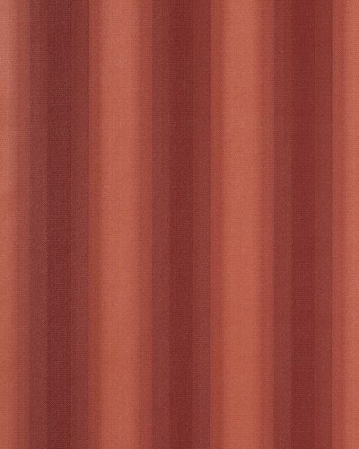 Block stripes er stripe pattern wallpaper wall wallcovering EDEM 085-24 vinyl dark red light red  – Bild 1