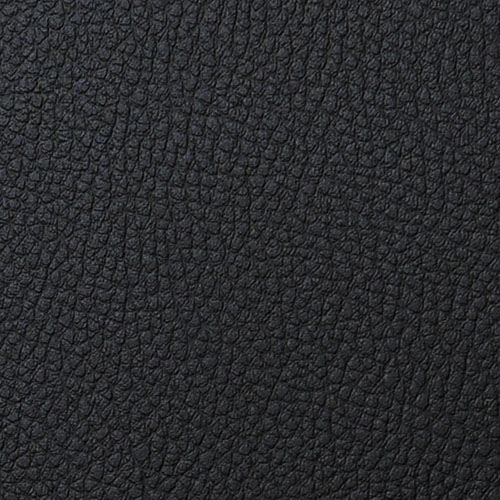 1 MUSTERSTÜCK S-12897 WallFace LEATHER BLACK Leather Collection | Dekorpaneel MUSTER in ca. DIN A4 Größe – Bild 3