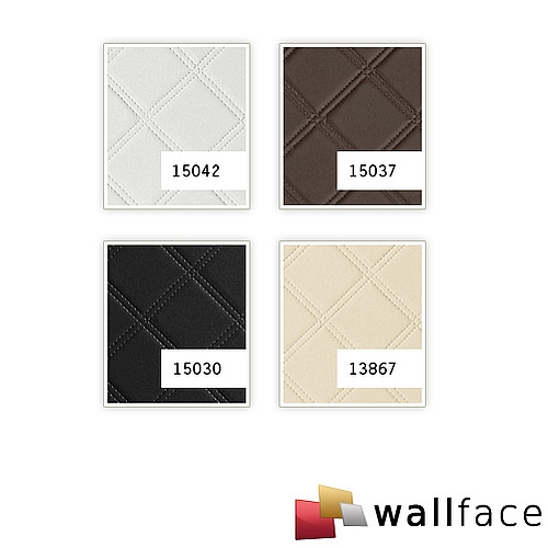 MUSTER Wandpaneel WallFace S-13867-SA | Designpaneel Wandverkleidung – Bild 3