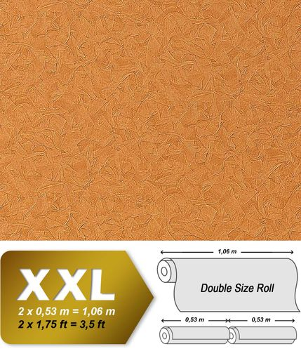 Carta da parati di lusso a rilievo effetto stucco EDEM 925-36 veneziano in bronzo marrone rame non tessuto 10,65 mq