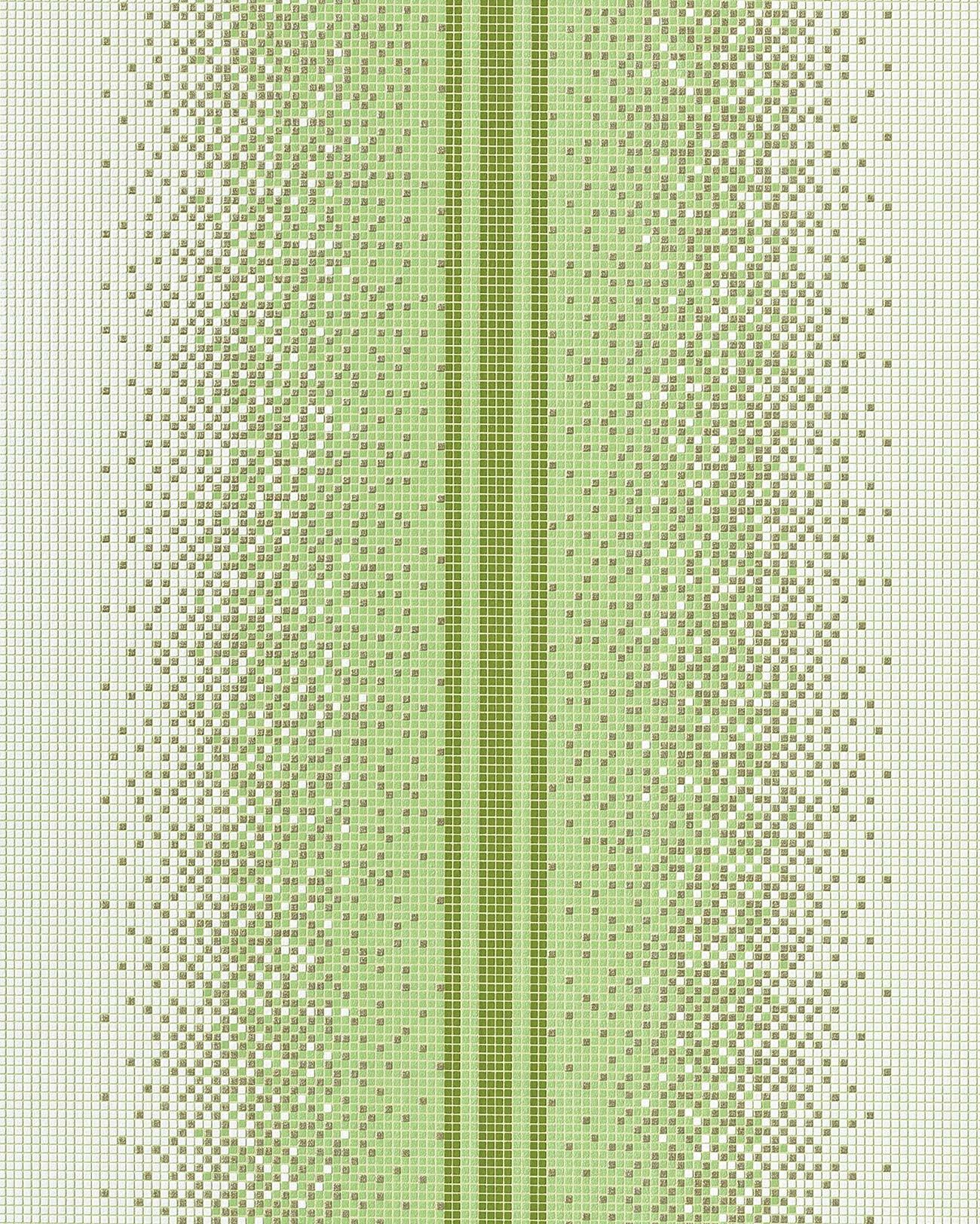 Papel pintado de dise o mosaico edem 1023 15 tipo p xel - Papel pintado diseno ...