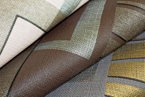 Grafische Muster Retro Tapete Vliestapete EDEM 609-96 70er Tapete XXL Designer 3D Retro Muster abstrakt grau silber gold 10,65 qm – Bild 2