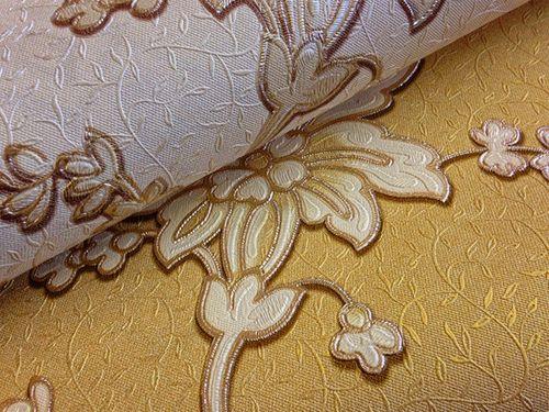 Blumen Vliestapete EDEM 919-37 Blumentapete XXL Luxus Hochwertige 3D Präge-Struktur Floral grau silber rosa 10,65 qm – Bild 3