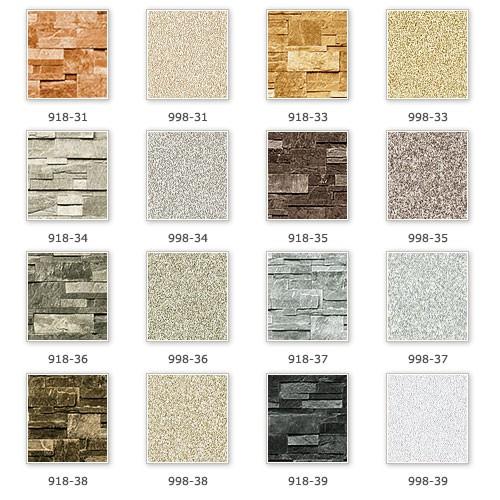 Papel pintado no tejido XXL EDEM 998-34 con relieve aspecto granulado granitos gris claro blanco 10,65 m2 – Imagen 4