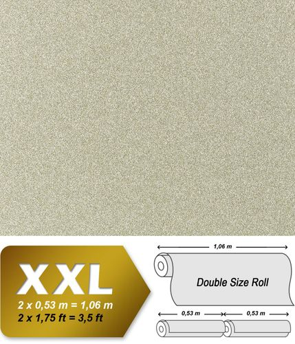 Stein Vliestapete EDEM 998-36 XXL Buntsteinputz Struktur Granit-Mosaikputz gesprenkelt kiesel-grau weiß 10,65 qm – Bild 1