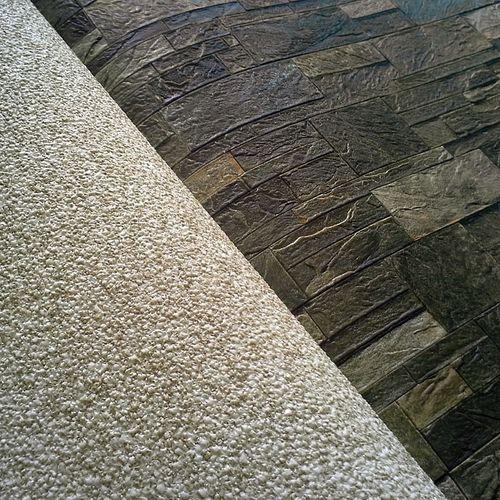 Stein Vliestapete EDEM 998-38 XXL Buntsteinputz Struktur Granit-Mosaikputz gesprenkelt sand-beige weiß 10,65 qm – Bild 2