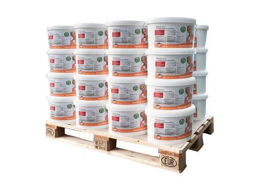 Peinture sous-couche PROFHOME Apprêt spécial pour tapisser pour préparer les murs intérieurs blanc 1 palette 40 boîtes – Bild 1