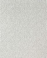 Unitapete EDEM 202-40 Einfarbig Dekorative Vinyl-Schaum-Tapete weiß rauhfaser putz optik 001
