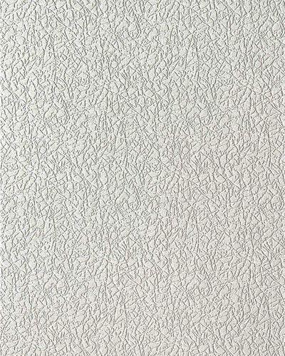 Papier peint décor froissé blanc 1 rouleau à 15 m | 7,95 m2 EDEM 206-40  – Bild 1
