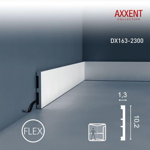 Orac Decor DX163-2300 AXXENT 1 Karton SET mit 18 Türumrandungen Wandleisten | 41,4 m – Bild 2