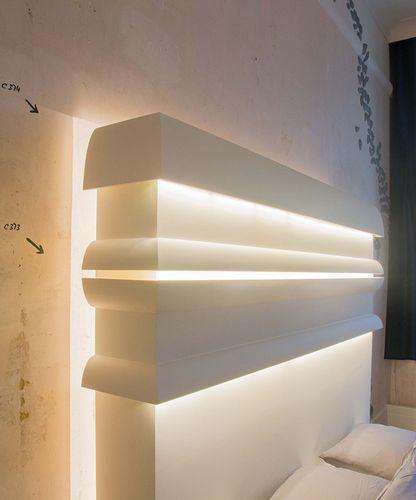 leisten f r indirekte beleuchtung stuckleisten shop. Black Bedroom Furniture Sets. Home Design Ideas