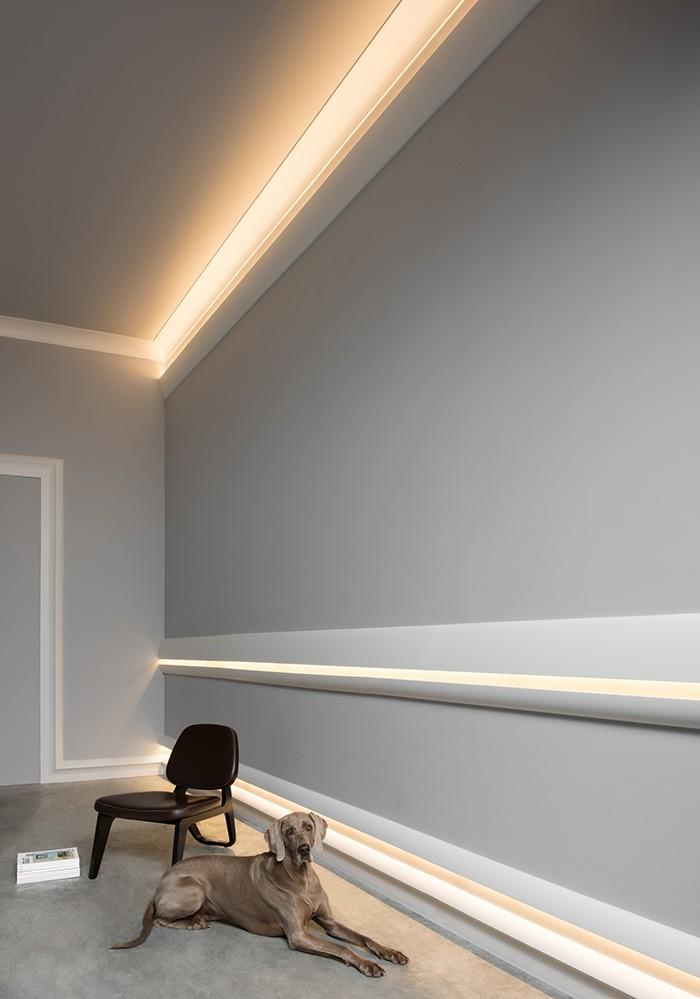 zierleiste orac decor c373 antonio s ulf moritz luxxus eckleiste indirekte beleuchtung. Black Bedroom Furniture Sets. Home Design Ideas