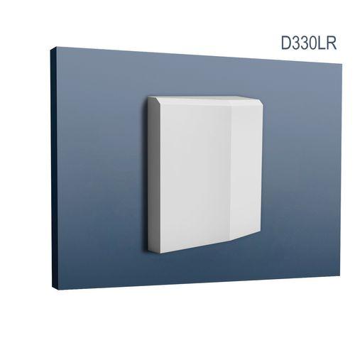 Türumrandung Stuck Orac Decor D330LR LUXXUS Sockel Zierelement Profil Wand Dekor Element robust und stoßfest | 16cm hoch – Bild 1